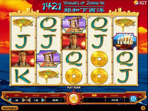 1421 Voyages of Zheng He Game Preview