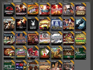 188Bet Casino Software Preview