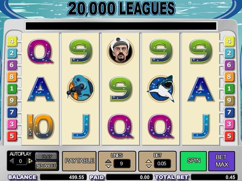 20,000 Leagues Game Preview