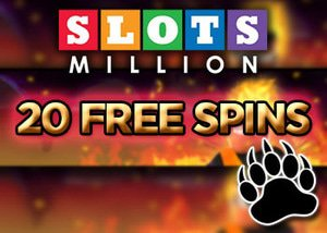 slots million slunchbreak 20 free spins