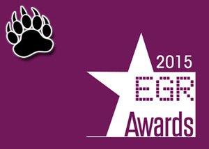 2015 eGR Online Gamlbing Award Winners