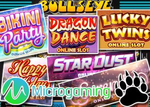 New Microgaming Slots Games Scheduled in late 2015 / early 2016