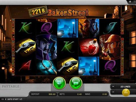 Baker Street Adventures Portomaso Gaming Game Review, free room at chukchansi casino, deposit bonus 50 free spins at lucky creek casino, 1xbet casino 25 free spins /10().