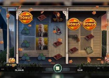 Halloween Slot Machine 2017