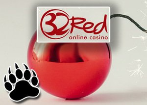 32 Days of Christmas bonus at 32 Red Casino