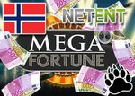 5 Million Jackpot NetEnts Mega Fortune Slot