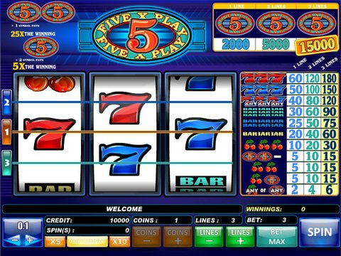 Play the 10x Play Slots with No Download Here