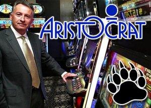 Aristocrat No. 3 Slot Provider