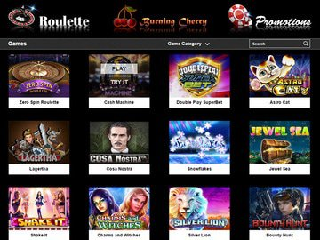 6Black Casino Software Preview