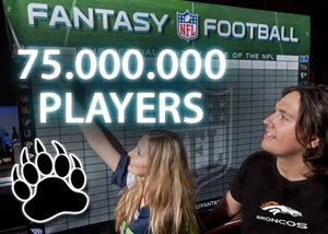 Fantasy Football Kicks Off With 75m Players