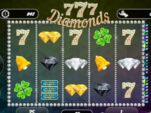 777 Diamonds Game Preview