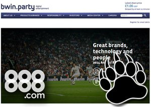 888 Wins Battle for Bwin.party at $1.4 billion