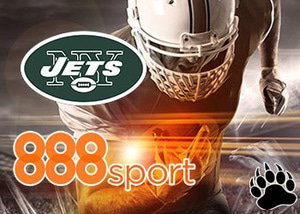 888 Signs NFL Betting Deal with the New York Jets