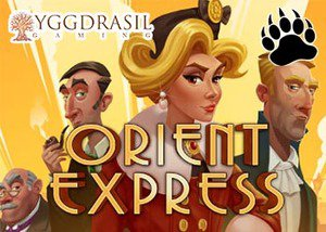 New Orient Express Slot Yggdrasil Casinos
