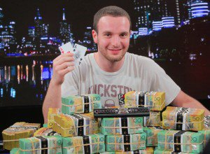 Canadian Player Won the 2014 Aussie Millions Tournament
