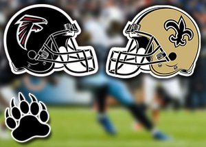 atlanta falcons new orleans saints nfl betting odds week 16