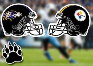 NFL Week 14 Baltimore Ravens vs. Pittsburg Steelers