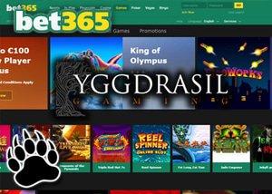 bet365 casino yggdrasil