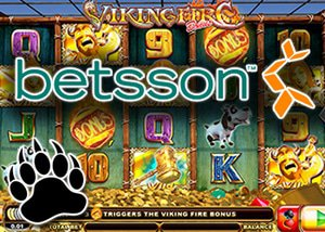 new Viking Fire slot exclusive to Betsson casino online
