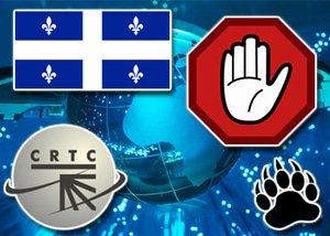 CRTC Rejects Quebec IP block