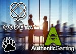 Codeta Casino Authentic Gaming Team Up