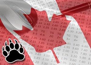 Canada Online Sports Betting Bill c-122