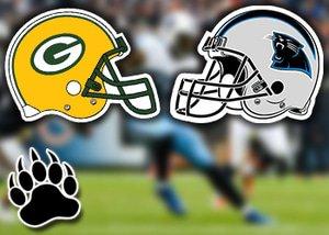 nil betting odds week 15 green bay packers carolina panthers football