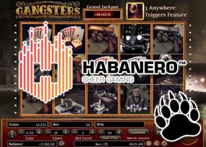 Habanero Launches Gangsters Slot