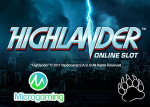 New Highlander Slot Microgaming Casinos