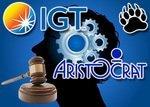 igt aristocrat slots cross licensing agreement reached