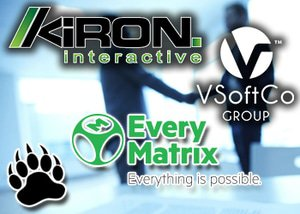 kiron vsoftco everymatrix