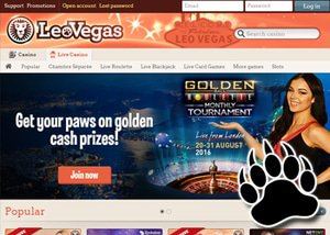leo vegas live dealers casino