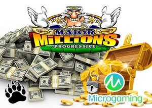 Major Millions Jackpot Microgaming Casinos
