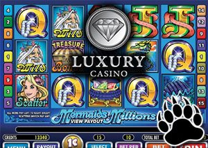 luxury casino promotion