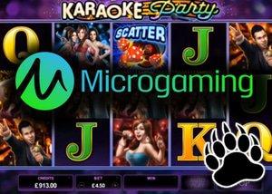 microgaming karaoke slot