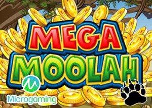 Microgaming Jackpot Mega Moolah Slot