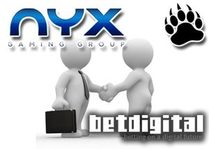 nyx acquires betdigital