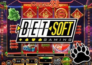 New Betsoft GREAT 88 Slot