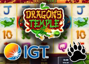 Dragon's Template slot IGT