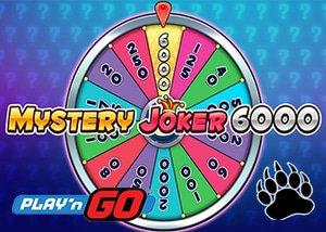 New Mystery Joker 6000 Slot Play'N GO Casinos