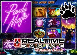 panda magic slot rtg
