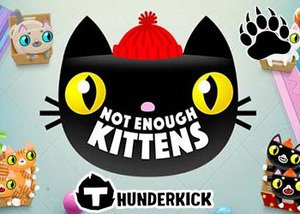 Thunderkick casinos new Not Enough Kittens slot