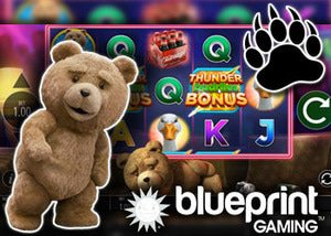 blueprint gaming new ted slot