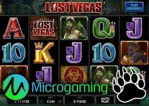 Microgaming's New Zombie Slot