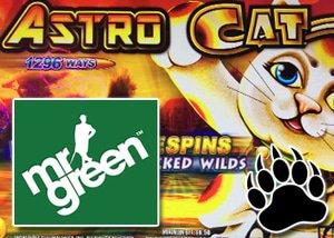 New Lightning Box Slot Debut Astro Cat Slot