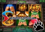 Twerk slot from Endorphina casino software