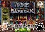 new Vikings Go Bezerk slot from Yggdrasil software