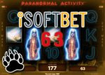 new iSoftbet casinos Paranormal Activity slot