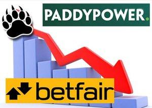 Betfair Paddy Power Loss