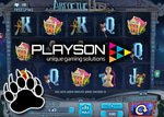 Playsons new HTML5 Slot Art of The Heist is now live